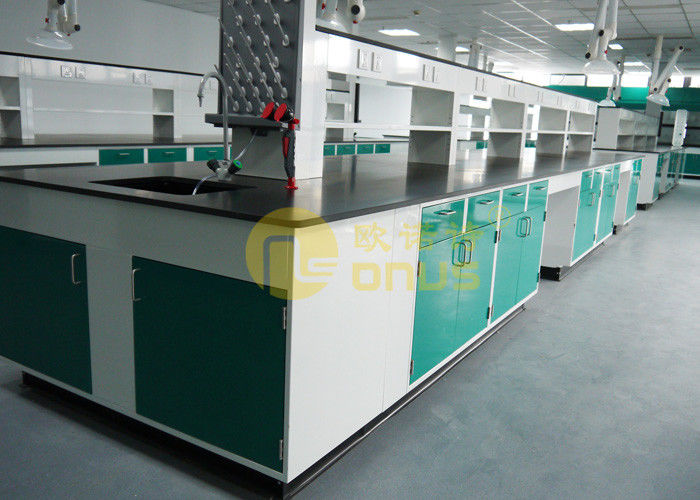 1.8 meter laboratory table tops countertops with strong acid resistance for university
