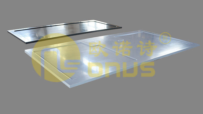High Strength Laboratory Bench Top Impact Resistance Glare Finish