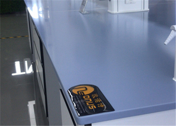 Safe Epoxy Resin Laboratory Countertops With Matt Surface For Lab Bench